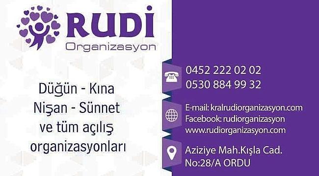 (Sponsorlu) Rudi Organizasyon 0.530 884 99 32