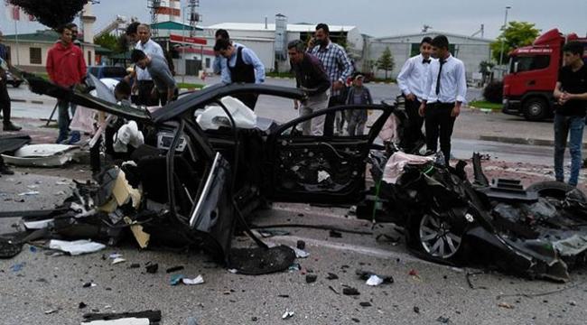 Ordulu işadamı Arda Demir kazada hayatını kaybetti
