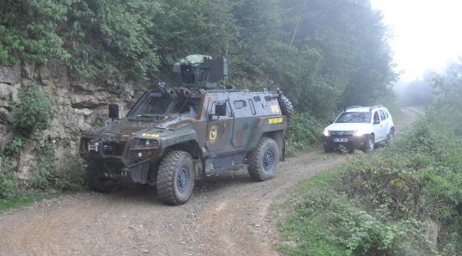PKK'dan Trabzon'da yine kalleş saldırı: 2 şehit