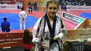 Ordu'nun gururu Şeyma Nur Dünya Şampiyonu