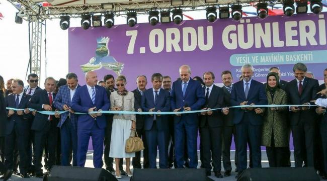 Ordu Tanıtım Günleri İstanbul'da başladı