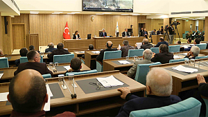 Büyükşehir Belediyesi'nin 2018 bütçesi 575 milyon TL