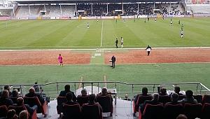 Golsüz maç! Yeni Orduspor - Muğlaspor: 0-0