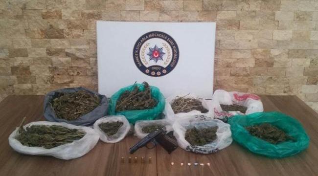 Ordu'da uyuşturucu ticaretine 29 gözaltı