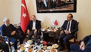 Recep Akdağ'dan Ordu'da önemli açıklamalar