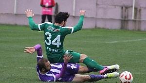 Yeni Orduspor Yeşil Bursa maçından detaylar