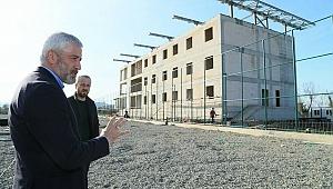 Büyükşehir Belediyesi 87 milyon TL'lik spor yatırımı yaptı