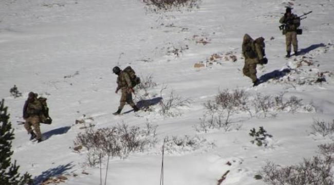 Yaylalarda erzak çalan teröristlere sıkı takip