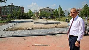 Altınordu Belediyesi'nden Eskipazar'a Modern Park