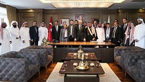 Arap işadamları MENA Zirvesi için Ordu'da