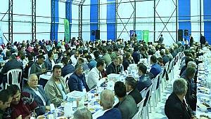 Başkan Vekili Çoruh, İkizce'de yatırımları anlattı
