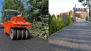 Büyükşehir'den Ünye'ye 10 milyon TL'lik yol yatırımı