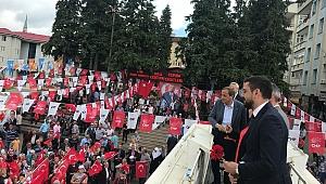 Torun Ulubey'den seslendi: Fındık 15 lira olacak