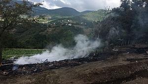 Akkuş'tan acı haber! Yangında 3 kişi hayatını kaybetti