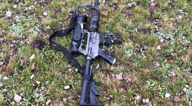 Karadeniz kırsalında 2 terörist öldürüldü
