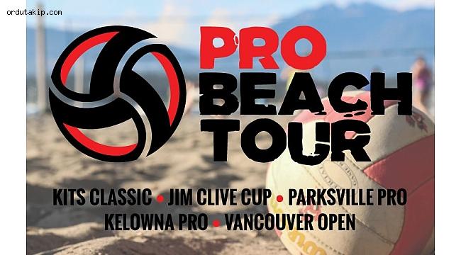 Pro-Beach Tour ilk kez Ordu'da !