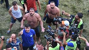 Recep Kara Kırkpınar'da artık güreşmeyecek!