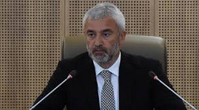 Büyükşehir Belediye Başkanı Enver Yılmaz istifa etti