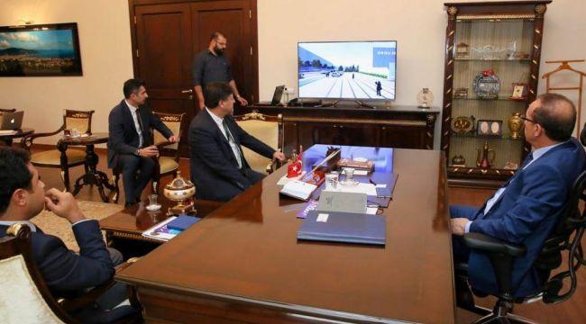 Vali Yavuz, Ordu Arkeoloji Müzesi Projesini İnceledi