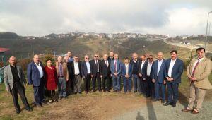 Başkan Tekintaş Gürgentepe ilçesini ziyaret etti