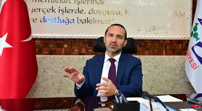 Görevden alınan Ahmet Çamyar konuştu