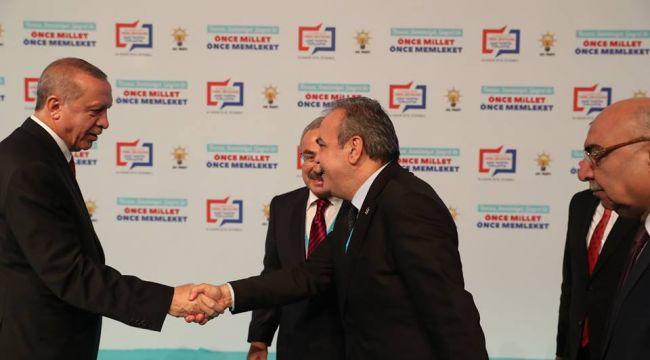 Halit Tomakin AK Parti İl Yönetimini Açıkladı