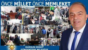 GÜRGENTEPE'DE DURSUN ERSOY İDDİALI GELİYOR
