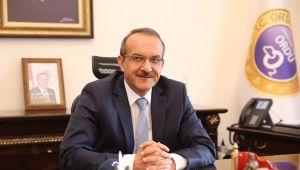 Vali Seddar Yavuz'un Yeni Yıl Mesajı