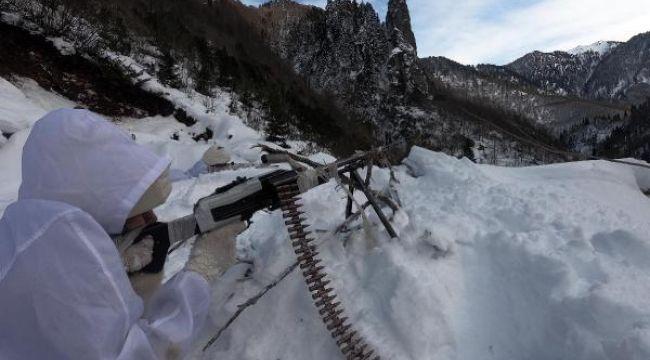 Karadeniz'de PKK'ya darbe üstüne darbe
