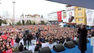 Cumhurbaşkanı Erdoğan Ordu'ya yapılan hizmetleri anlattı