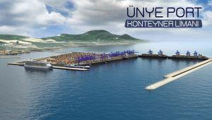 Hilmi Güler'den Ünye Port projesi