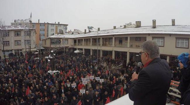 İdris Naim Şahin: Belediyeler staj yeri değil