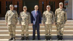 Jandarma Genel Komutanı Ordu'da