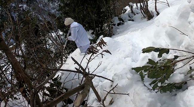 JÖH'ler Karadeniz kırsalında 2 PKK'lı teröristi arıyor!