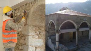Tarihi camilere restorasyon