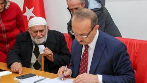 Vali Yavuz açıkladı: İŞKUR'dan kurayla 762 kişi alınacak