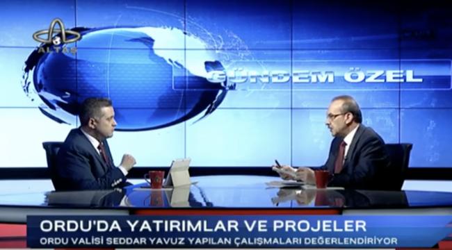 Vali Seddar Yavuz'dan çok önemli açıklamalar