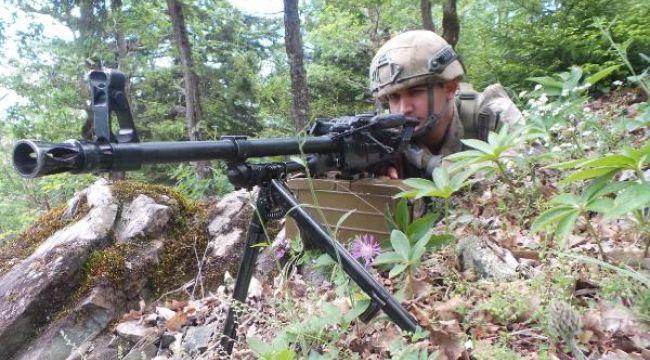 JÖH ve komandoların PKK operasyonu sürüyor