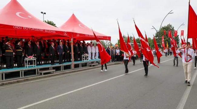 30 Ağustos Zafer Bayramı Törenle Kutlandı