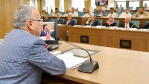 Başkan Güler Meclis'te çalışmaları anlattı