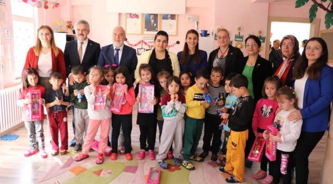 Bayan Yavuz Gürgentepe'de programlara katıldı