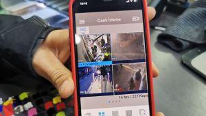 Ordu'da güvenlik kamerası duyarlılığı