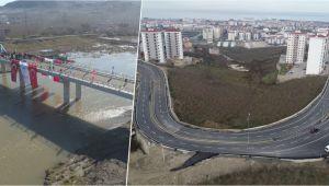Melet ırmağı üzerine yeni köprü