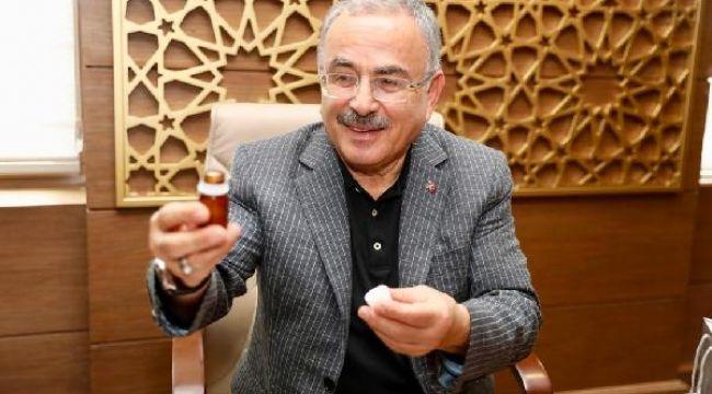 Başkan Güler'den arı sütü projesine tam destek