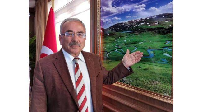 Başkan Güler'den yaylaları dünyaya tanıtacak projeler