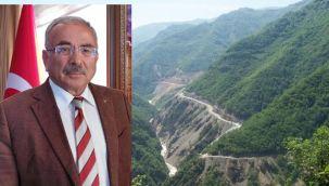 Güler'in Bakanlığı döneminde startı verilen dev projede sona gelindi
