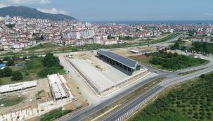 Ordu Terminal Binası Tamam Gibi