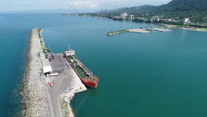 Ünye Limanı Tehlike Madde Uygunluk Belgesini Aldı