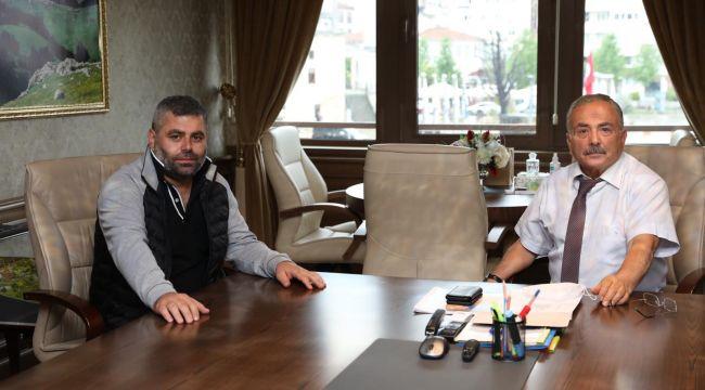 Başkan Hilmi Güler'den tam destek