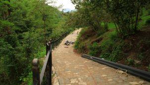 Küpkaya Kanyonu Turizme Açıldı